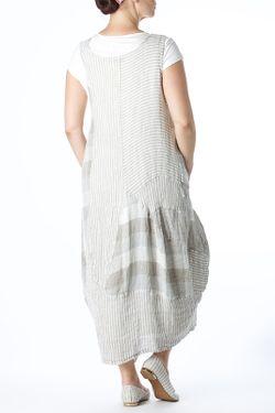 Платье Zedd Plus                                                                                                              бежевый цвет
