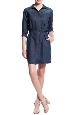 Платье Mavi                                                                                                              синий цвет