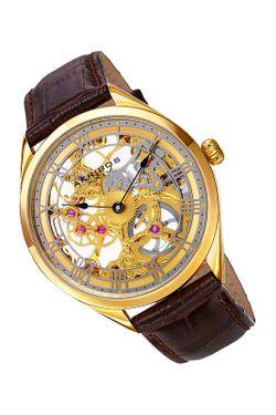 Часы Akribos Xxiv                                                                                                              черный цвет