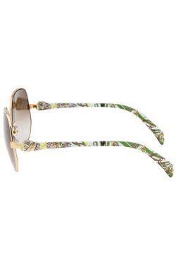 Солнцезащитные Очки Emilio Pucci                                                                                                              многоцветный цвет