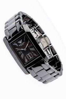 Часы Emporio Armani                                                                                                              черный цвет