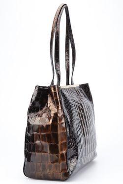 Сумка Cavalli Class                                                                                                              коричневый цвет