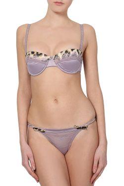 Бюстгальтер Just Cavalli                                                                                                              фиолетовый цвет