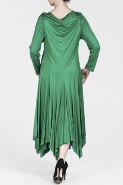 Платье Moda di Lorenza                                                                                                              зелёный цвет