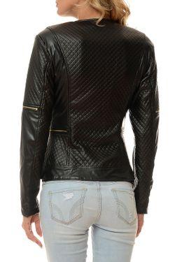 Куртка Selfie                                                                                                              чёрный цвет