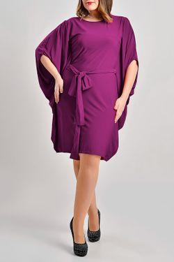 Платье Moda di Lorenza                                                                                                              фиолетовый цвет