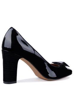Туфли Gino Rossi                                                                                                              черный цвет
