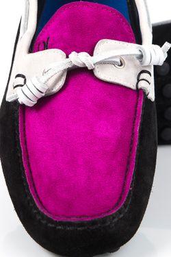 Мокасины Billionaire                                                                                                              розовый цвет