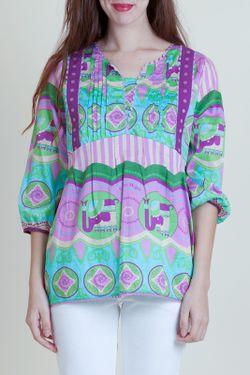 Туника Rosalita Mc Gee                                                                                                              многоцветный цвет