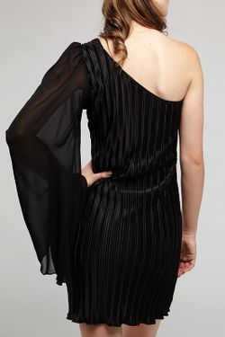 Платье Rare London                                                                                                              черный цвет