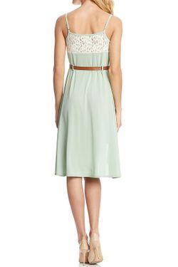 Платье Rare London                                                                                                              зелёный цвет