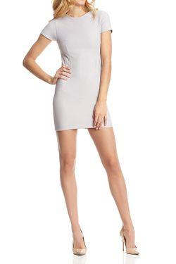 Платье Rare London                                                                                                              серый цвет