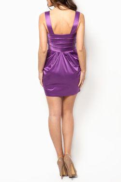 Платье Rare London                                                                                                              фиолетовый цвет