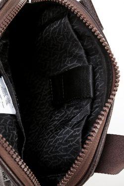 Сумка ARMANI JEANS                                                                                                              коричневый цвет