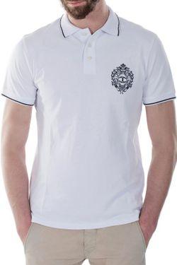 Футболка-Поло Just Cavalli                                                                                                              белый цвет