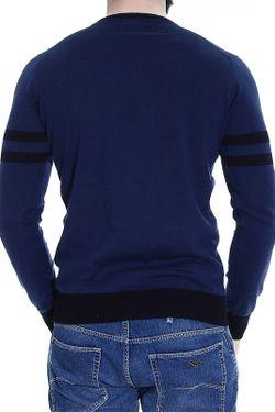 Джемпер ARMANI JEANS                                                                                                              синий цвет