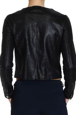 Куртка ARMANI JEANS                                                                                                              черный цвет