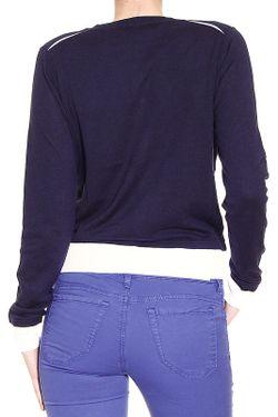 Спортивная Куртка ARMANI JEANS                                                                                                              синий цвет
