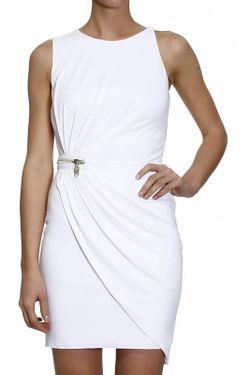Платье Versace                                                                                                              белый цвет