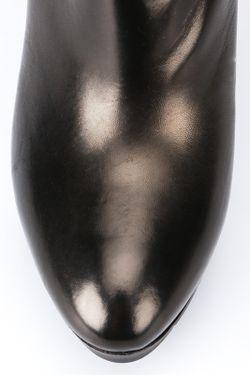 Ботильоны Fabi                                                                                                              черный цвет