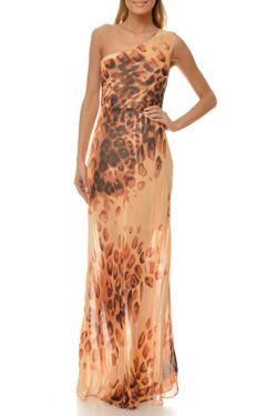 Платье Selfie                                                                                                              оранжевый цвет