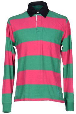 Рубашка-Поло Edward Spiers                                                                                                              розовый цвет