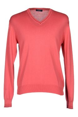 Пуловер Edward Spiers                                                                                                              розовый цвет