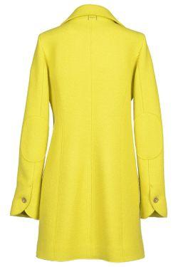 Пальто Up To Be                                                                                                              желтый цвет