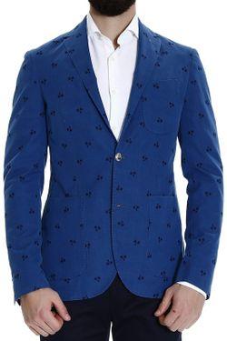 Блейзер Hydrogen                                                                                                              синий цвет
