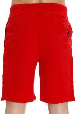 Шорты Hydrogen                                                                                                              красный цвет