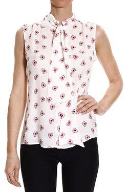 Рубашка Frankie Morello                                                                                                              белый цвет