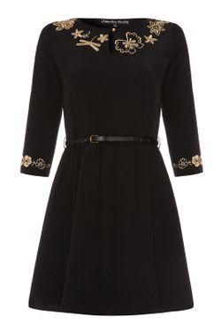 Платье Myla London                                                                                                              черный цвет