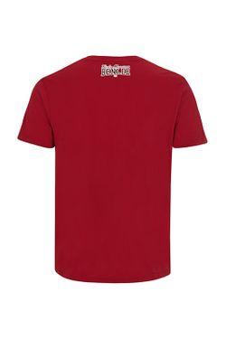 Футболка BENLEE ROCKY MARCIANO                                                                                                              красный цвет