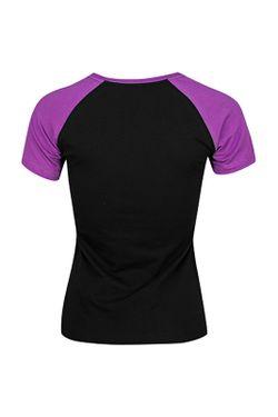 Футболка BENLEE ROCKY MARCIANO                                                                                                              фиолетовый цвет