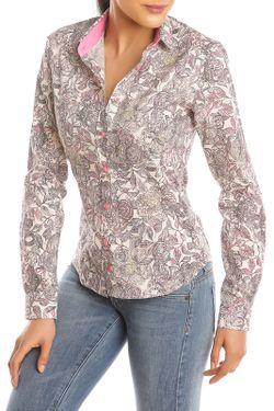 Рубашка Gazoil                                                                                                              многоцветный цвет