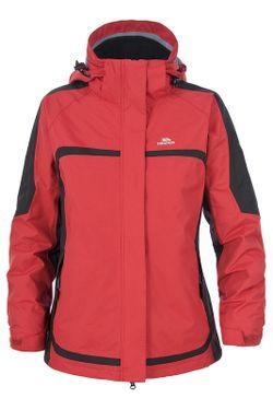 Куртка Trespass                                                                                                              красный цвет