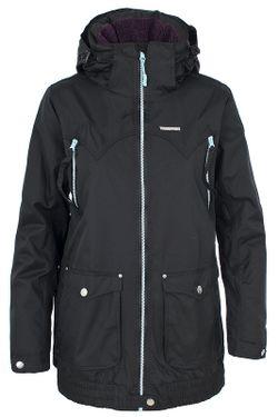 Куртка Trespass                                                                                                              чёрный цвет
