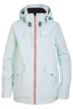 Куртка Trespass                                                                                                              синий цвет