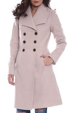 Пальто Moda Di Chiara                                                                                                              бежевый цвет