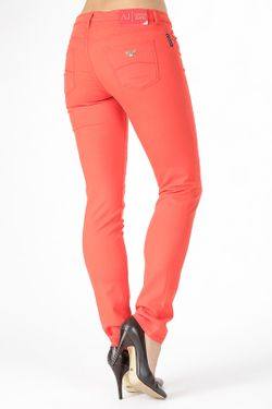 Леггинсы ARMANI JEANS                                                                                                              оранжевый цвет