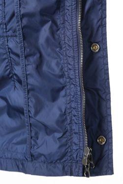 Куртка ARMANI JEANS                                                                                                              синий цвет