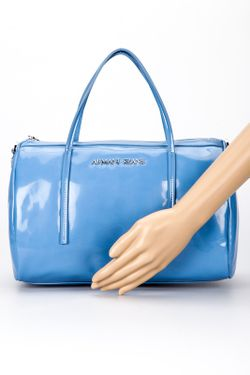 Сумка ARMANI JEANS                                                                                                              синий цвет