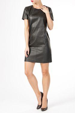 Платье ARMANI JEANS                                                                                                              чёрный цвет