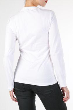 Лонгслив ARMANI JEANS                                                                                                              белый цвет