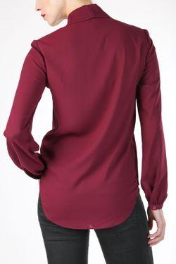 Блузка ARMANI JEANS                                                                                                              розовый цвет
