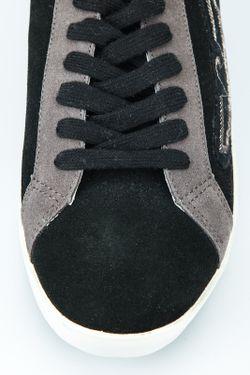 Туфли ARMANI JEANS                                                                                                              черный цвет