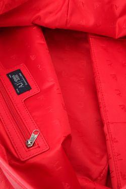 Сумка ARMANI JEANS                                                                                                              красный цвет