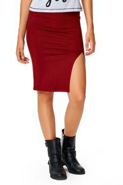 Юбка Dilvin                                                                                                              красный цвет