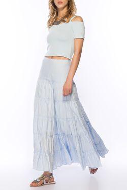 Юбка Dilvin                                                                                                              синий цвет