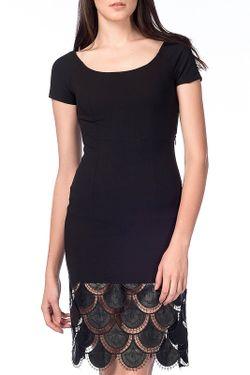 Платье Dilvin                                                                                                              чёрный цвет